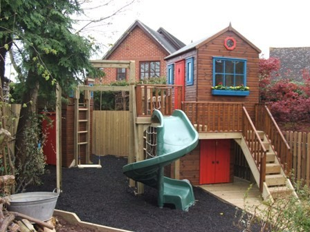 The Backyard Playground More Play Structure Inspiration